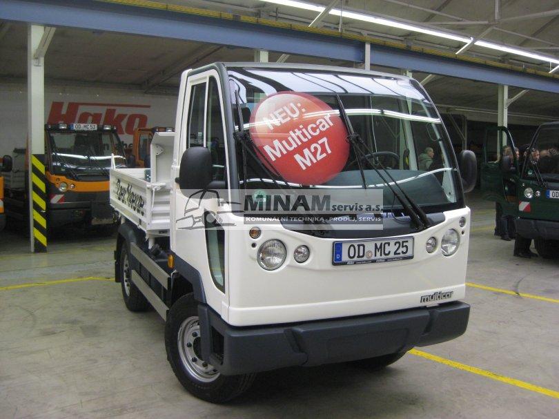 Multicar M27